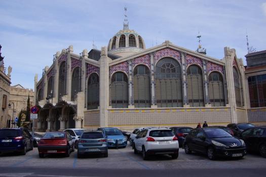 Zentralmarkthalle