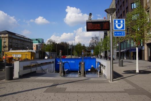 Station Heinrich-Heine-Allee