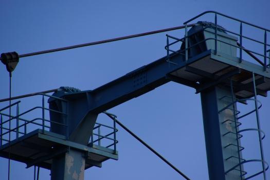 Fürderbandbrücke Loisy