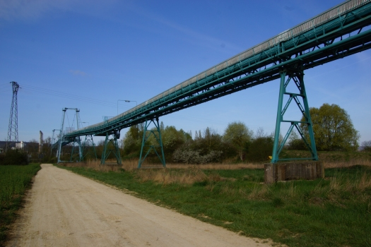Loisy Conveyor Bridge
