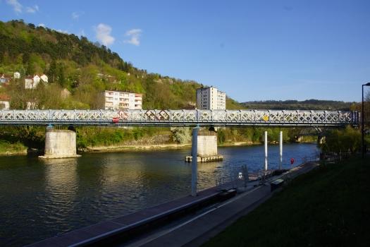 Eisenbahnviadukt Besançon
