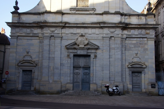 Église Saint-Maurice de Besançon