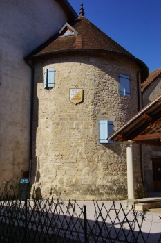 Calixte-II-Turm