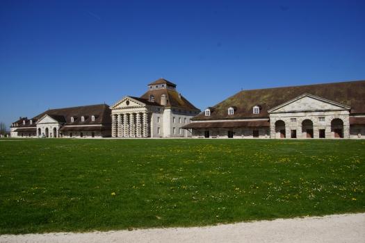 Königliche Saline in Arc-et-Senans