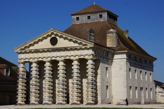 Royal Saltworks at Arc-et-Senans