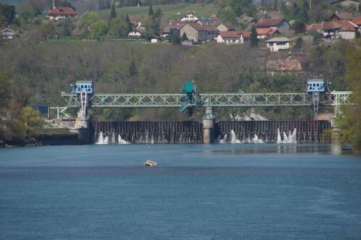 Seyssel Dam