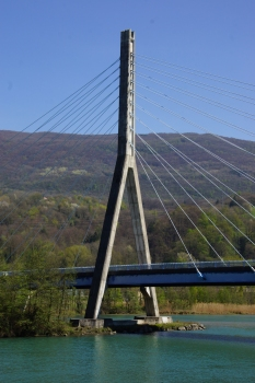 Rhonebrücke Seyssel