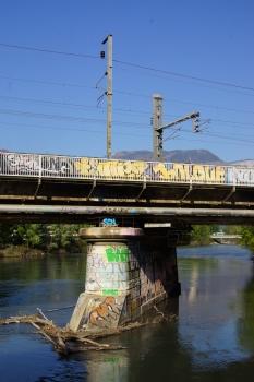 Pont ferroviaire de Grenoble