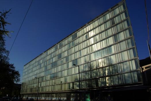 Palais de justice de Grenoble