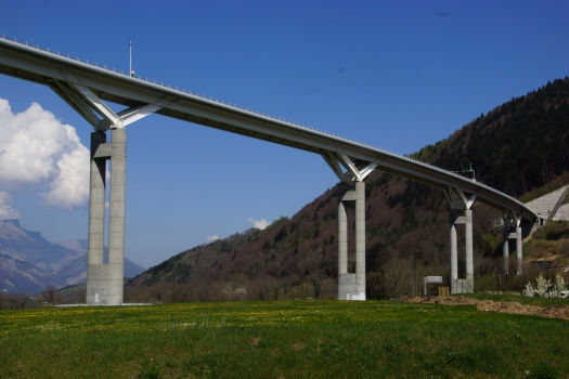 Viaduc de Monestier