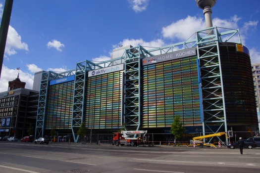 Parkhaus Rathauspassagen