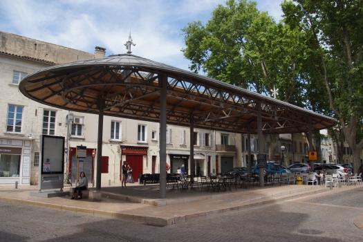 Halle de la Place des Carmes
