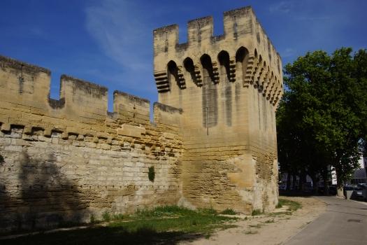 Stadtmauern von Avignon