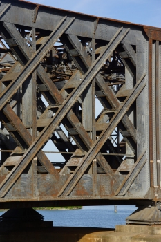 Eisenbahnbrücke Avignon