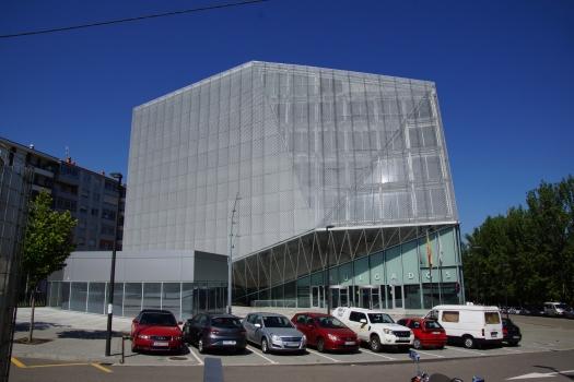 Gerichtsgebäude von Orense