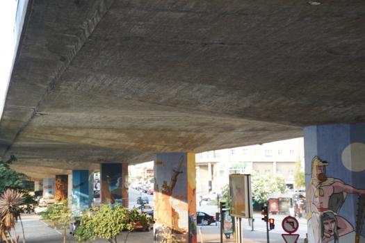 Hochstraße Avenida Alcalde Alfonso Molina
