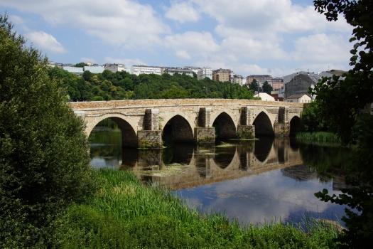 Lugo Roman Bridge