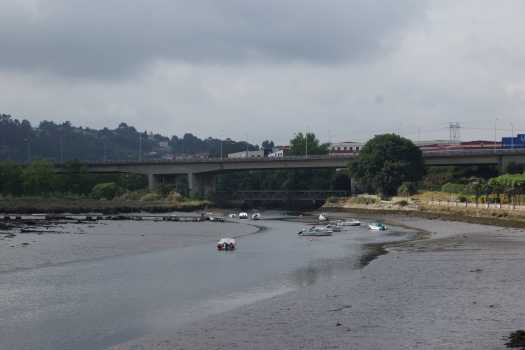 Río Mero-Brücke (AP-9)
