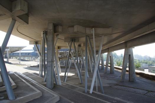 Vigo University - Miralles Building