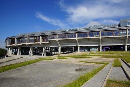 Université de Vigo - Bâtiment Miralles