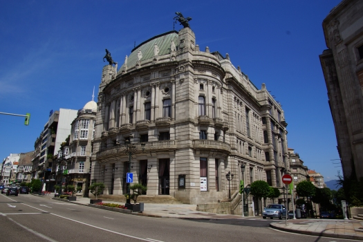 Garcia Barbon Theatre