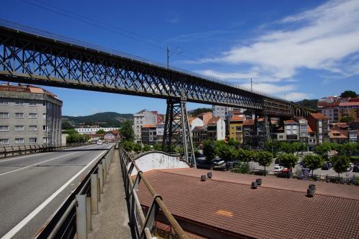 Eisenbahnviadukt Redondela I
