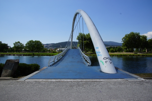 Lerez River Footbridge