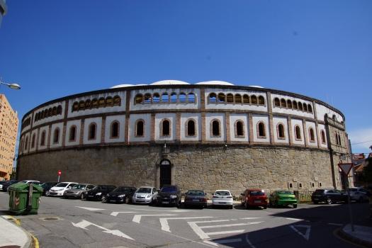 Plaza de toros de Pontevedra
