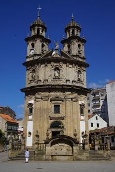 Capela da Virxe Peregrina de Pontevedra