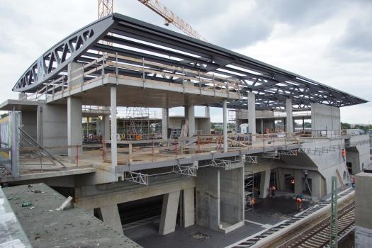 Gare de la Warschauer Straße