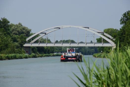 Pont ferroviaire de Misburg