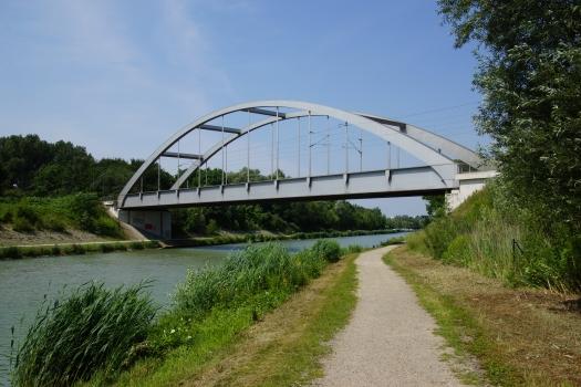 Eisenbahnbrücke Misburg
