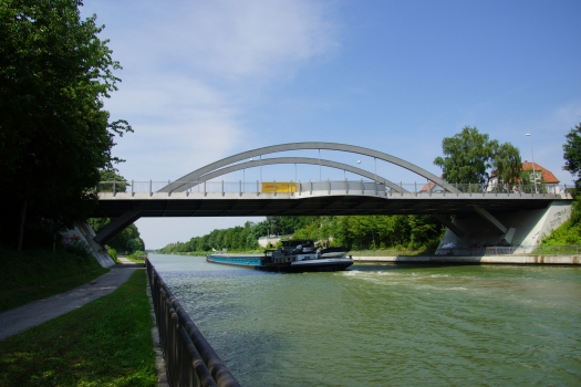 Pont de la Hannoversche Strasse