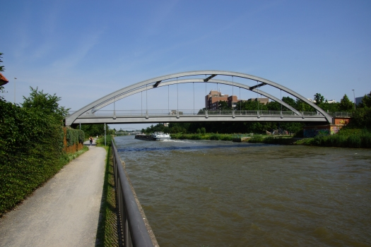 Brücke Hebbelstraße
