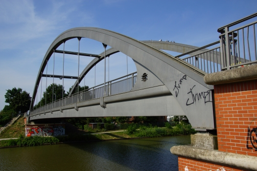 General-Wever-Strasse Bridge