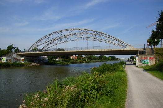 Am Listholze Bridge