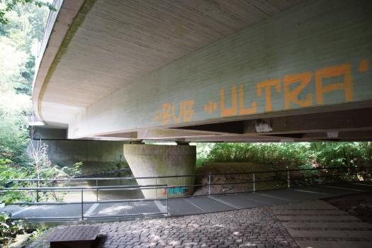 Wupperbrücke Remscheider Straße
