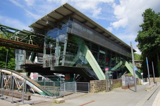 Schwebestation Zoo/Stadion