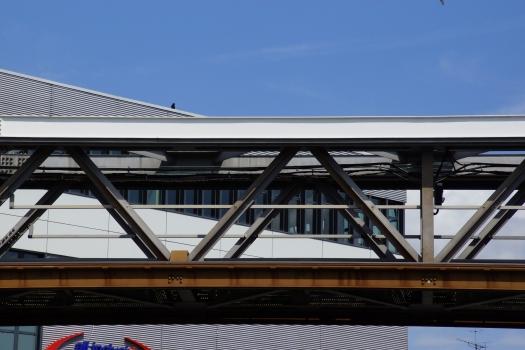 Schwebebahnbrücke Alter Markt