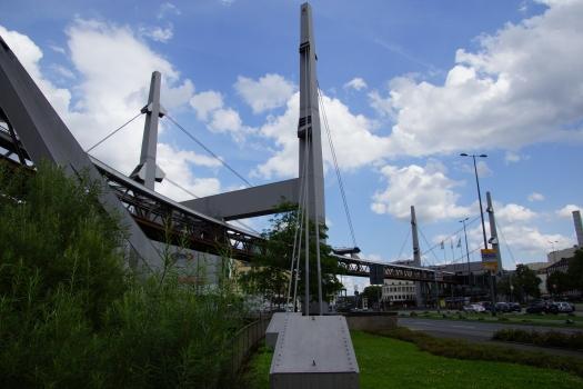 Alter Markt Suspended Monorail Bridge