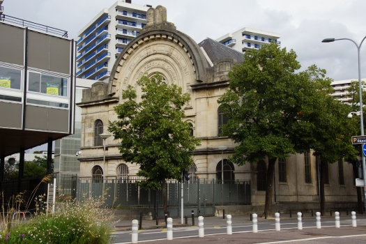 Synagoge von Nancy