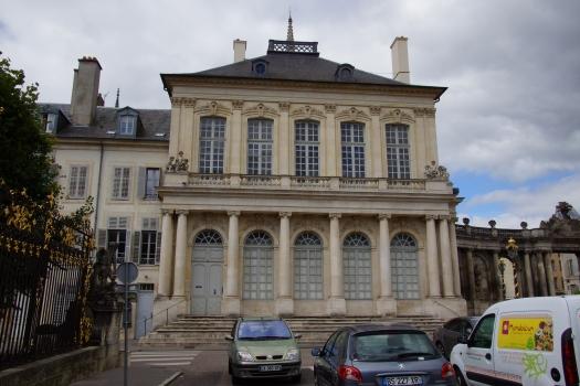 Pavillon Guerrier de Dumast