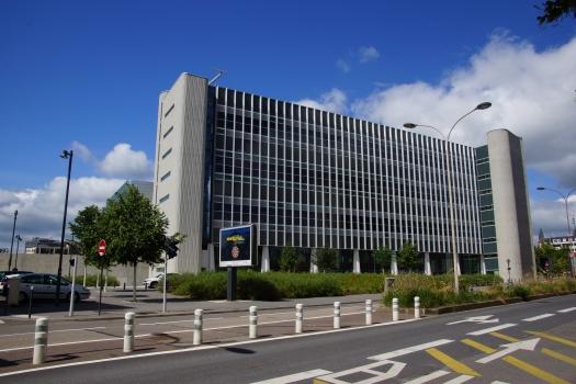 Centre de tri et de distribution Nancy-Gare