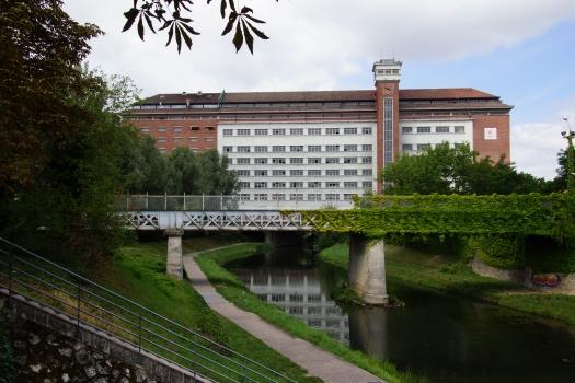 Pont des Grands-Moulins de Nancy