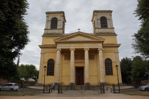 Église cathédrale Saint-Vincent de Mâcon