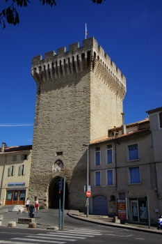 Porte d'Orange de Carpentras