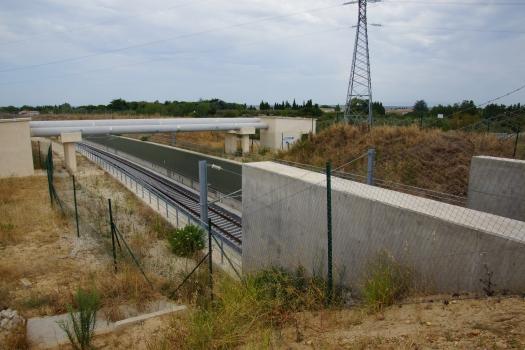 Tunnel Manduel