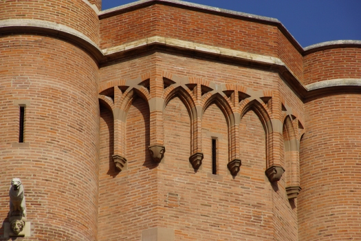 Cathédrale Sainte-Cécile d'Albi