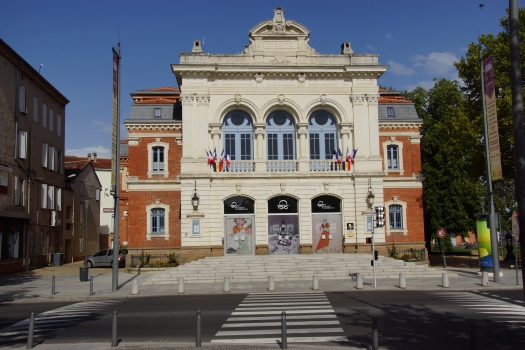 Albi Municipal Theater