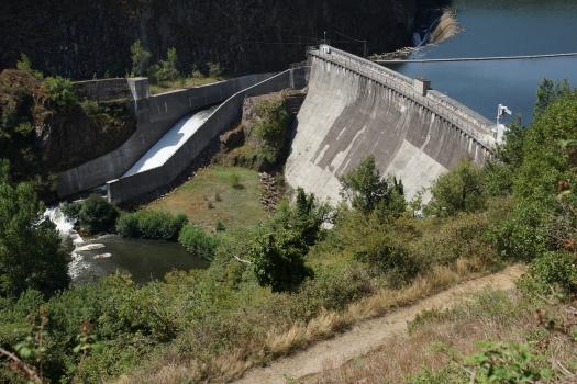 Barrage de Thuriès